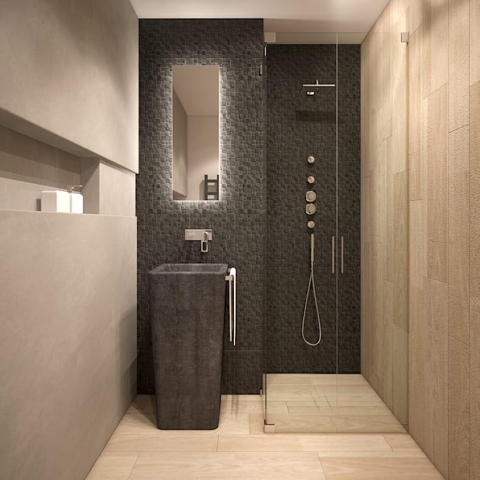 ห้องน้ำผสมผสาน
