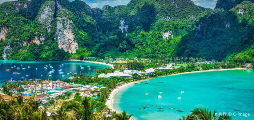 ภูเก็ต เกาะพีพี ปี64